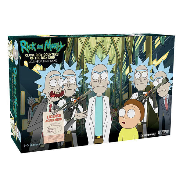 Rick and Morty Close Rick-Counters of the Rick-Kind