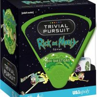 Rick and Morty Edition Trivial Pursuit