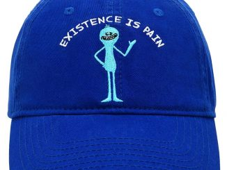 Rick and Morty Existence is Pain Cap