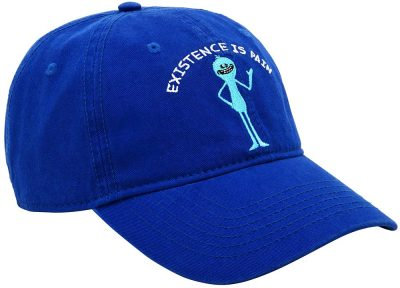 Rick and Morty Existence is Pain Hat