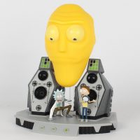 Rick and Morty Get Shwifty Portable Bluetooth Speaker