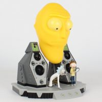Rick and Morty Get Shwifty Portable Speaker
