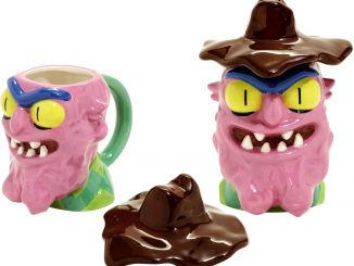 Rick and Morty Scary Terry 3D Mug