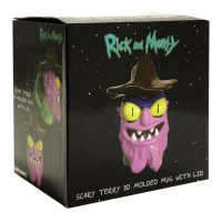 Rick and Morty Scary Terry Figural Mug Box