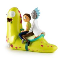 Rick and Morty Slippery Stair Figure Kidrobot