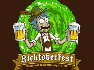 Ricktoberfest T-Shirt