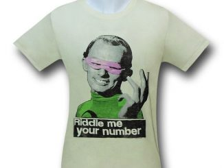 Riddler Frank Gorshin T-Shirt