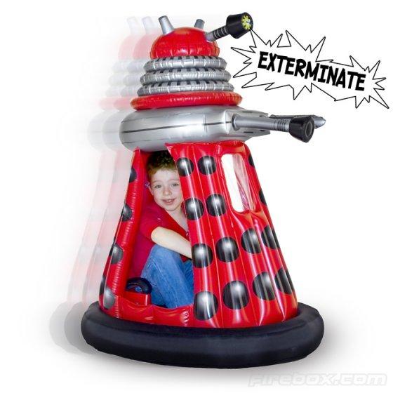 Ride In Dalek