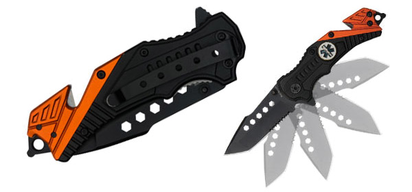 Ridge Runner EMT Assisted Open Knife Set