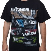 Ringleader Archer Samurai Kid Walking Dead T-Shirt