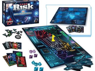Risk Marvel Cinematic Universe Board Game
