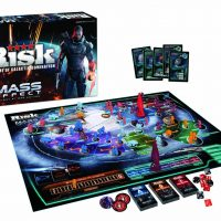 Risk Mass Effect Board Game