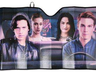 Riverdale Archie Crew Car Sunshade