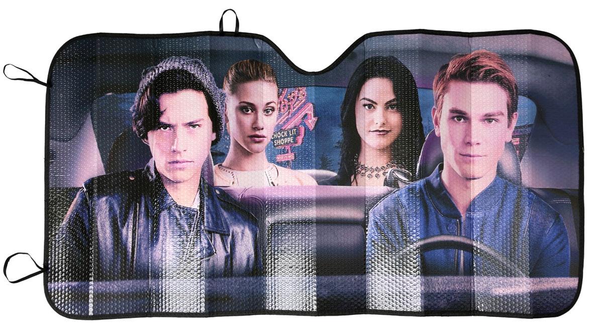 Riverdale Archie Crew Car Sunshade