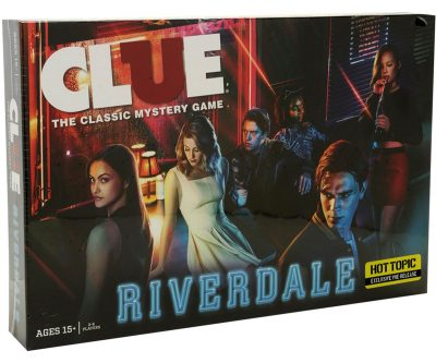 Riverdale Clue Board Game