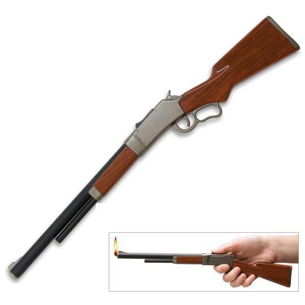 Rivers Edge Rifle BBQ Lighter