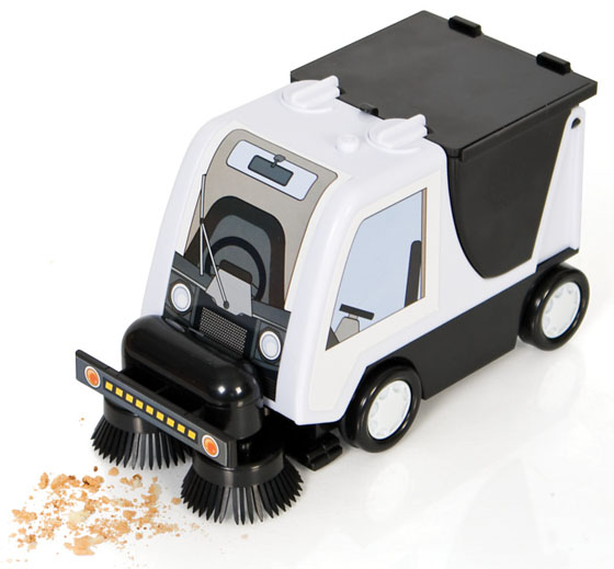 Road Sweeper Desktop Vacuum