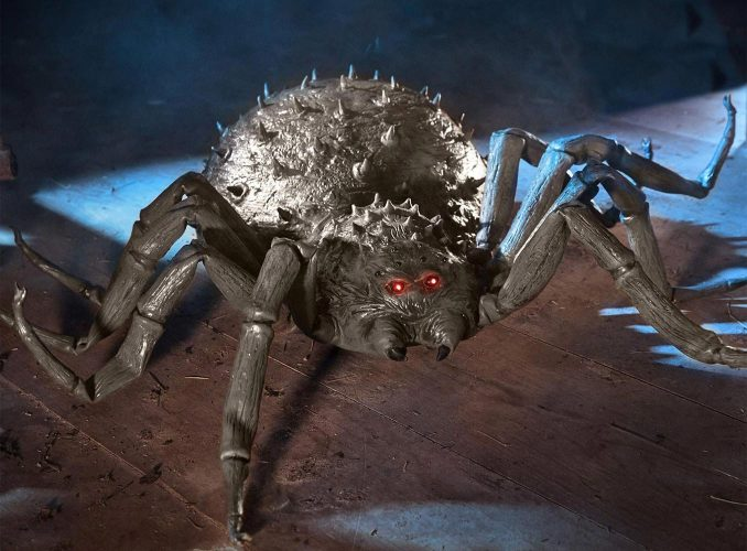 Roaming Animatronic Giant Spider Remote Control