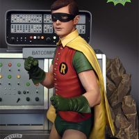 Robin The Boy Wonder Maquette Diorama