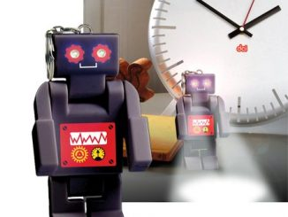 Robo Reading Light