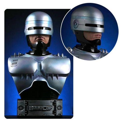 RoboCop 1 2 Scale Bust