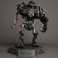 RoboCop 2 Cain Statue