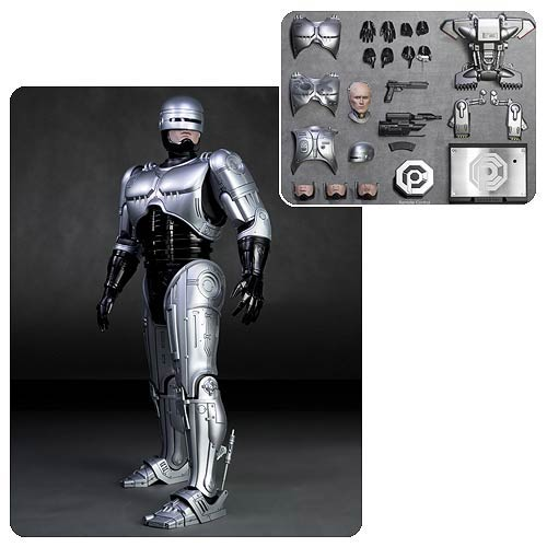 RoboCop 3 Movie HD Masterpiece Remote Control Talking Action Figure