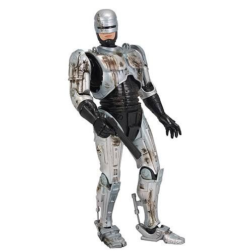 RoboCop Battle Damaged Action Figure