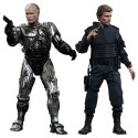 RoboCop Battle Damaged Version and Alex Murphy Figures