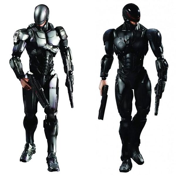 RoboCop Play Arts Kai Action Figures
