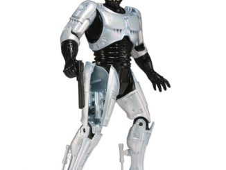 Robocop Action Figure With Spring Loaded Holster