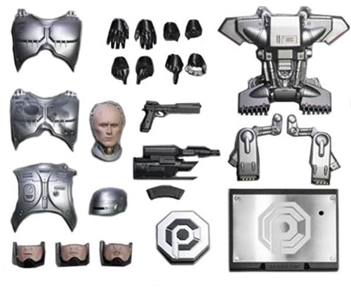Robocop 3 Remote Controlled Deluxe Action Figure