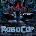 Robocop by Kilian Eng Art Print
