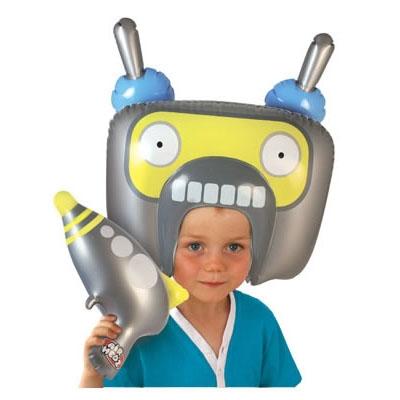 Robot Air Hedz
