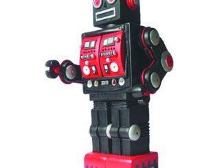 Robot Bank