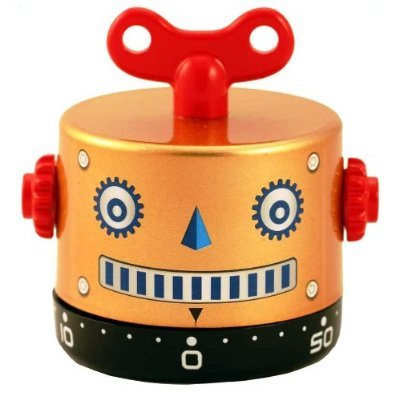Robot Kitchen Timer