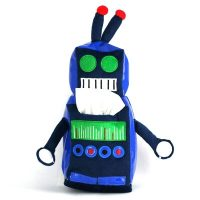 Robot Sniffle Tissue Holder