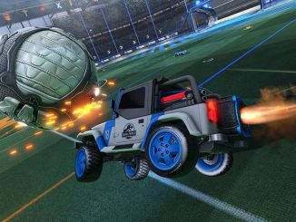 Rocket League Jurassic World Car Pack