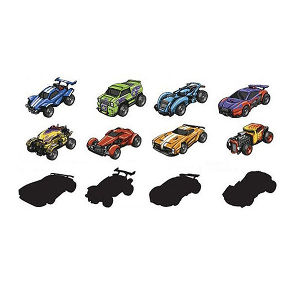 Rocket League Racers Blind Bag - with DLC Code