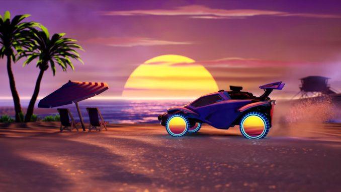 Rocket League Radical Summer Trailer