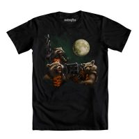 Rocket Moon Trio T-Shirt