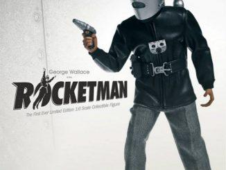 Rocketman Action Figure