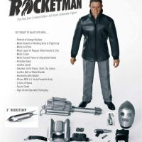 Rocketman Action Figure Accessories