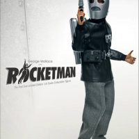 Rocketman Action Figure Side