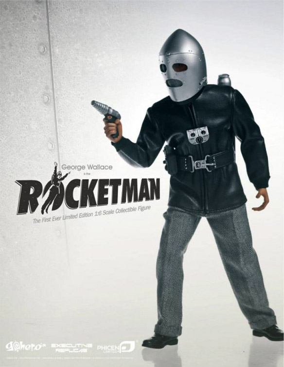 Rocketman Action Figure