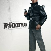 Rocketman George Wallace Action Figure
