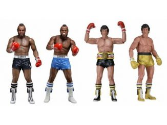 Rocky 40th Anniversary 7-Inch Series 1 Action Figure Set
