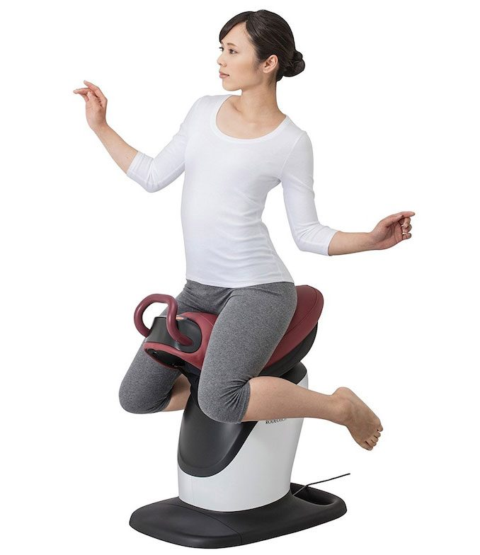 Rodeo Boy Womens Exercise Fitness Machine