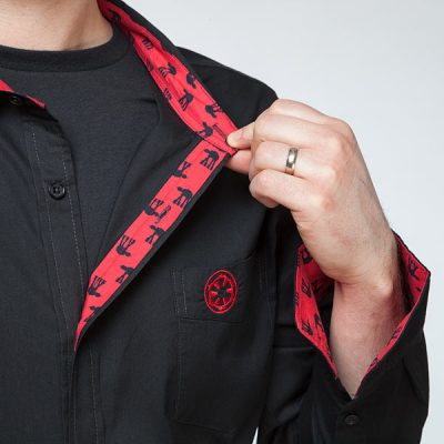 Rogue One Empire Logo Dress Shirt
