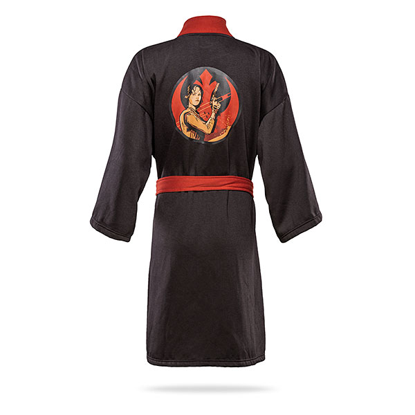 Rogue One Jyn Jersey Ladies' Robe